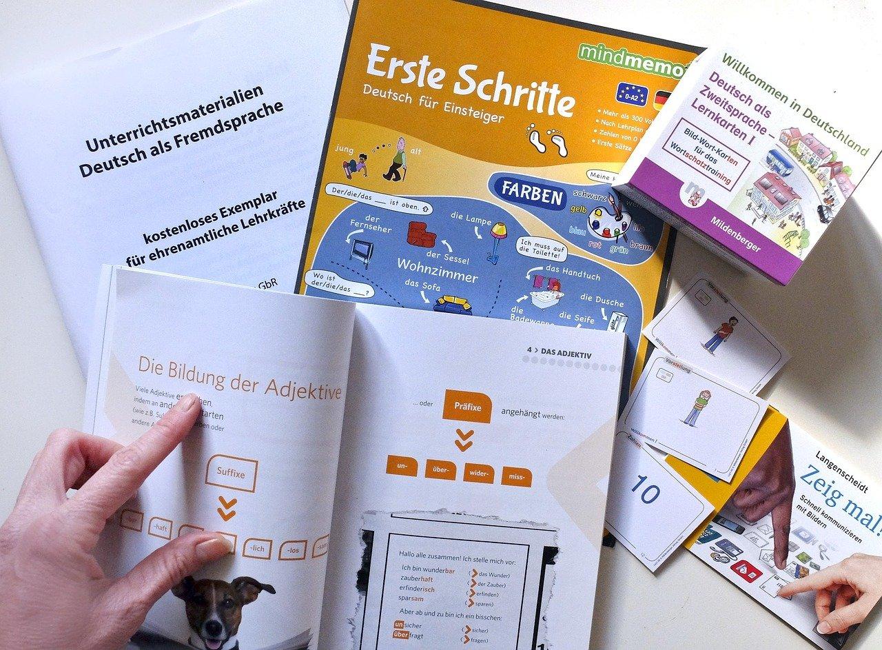 Deutsch als Fremdsprache bei ETAVIS