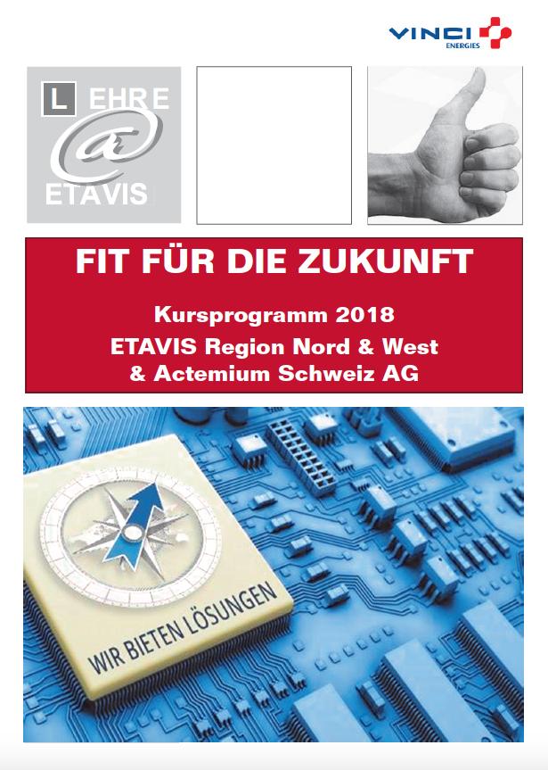 ETAVIS Fit für die Zukunft 2018