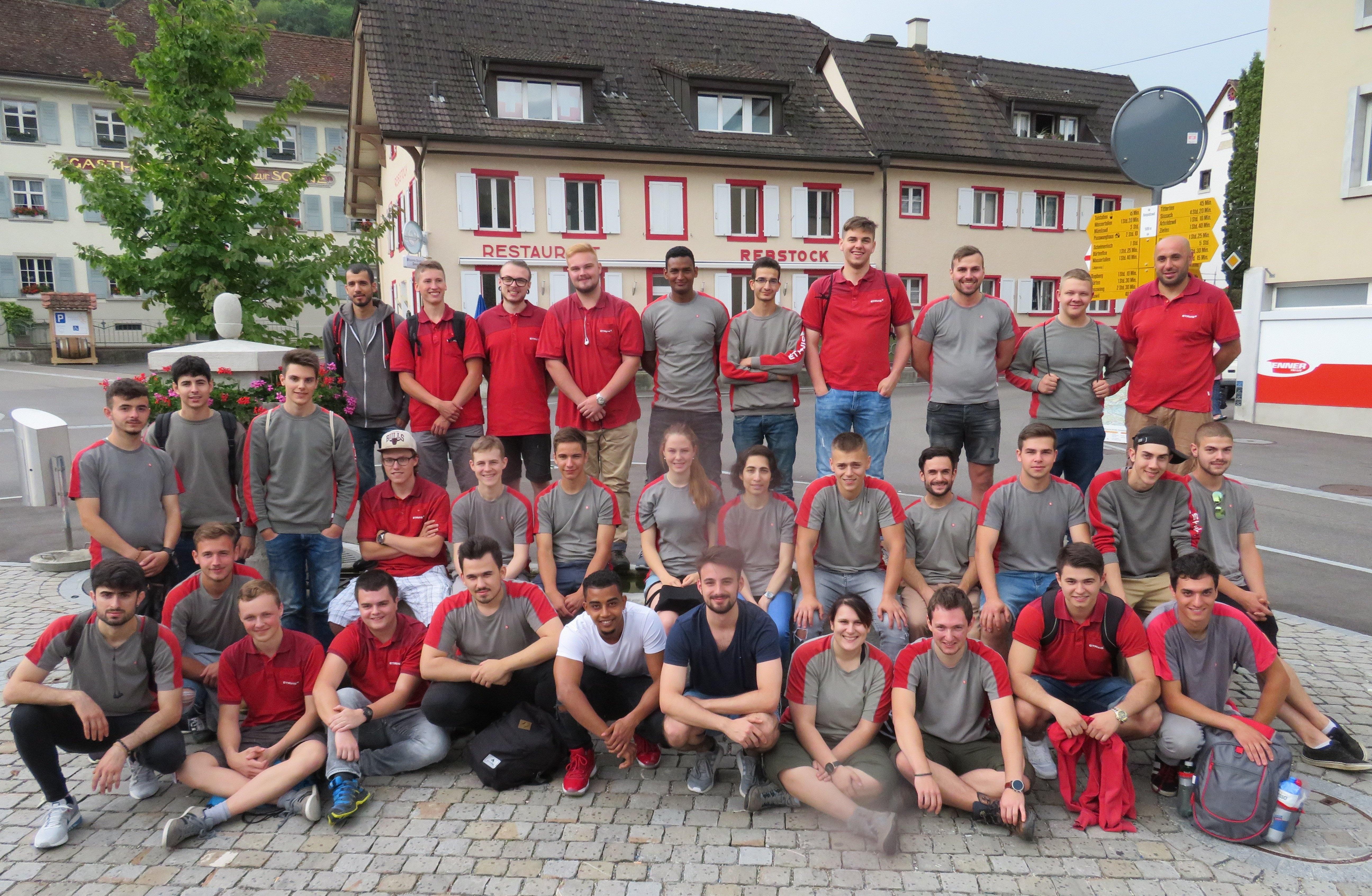 ETAVIS Bildungswoche 2018