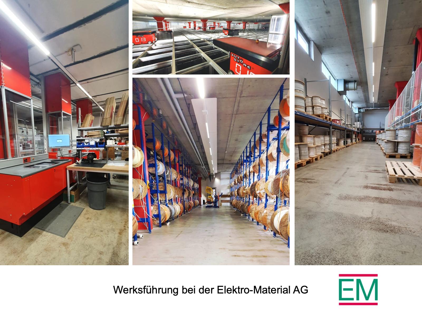 Elektro Material AG Führung