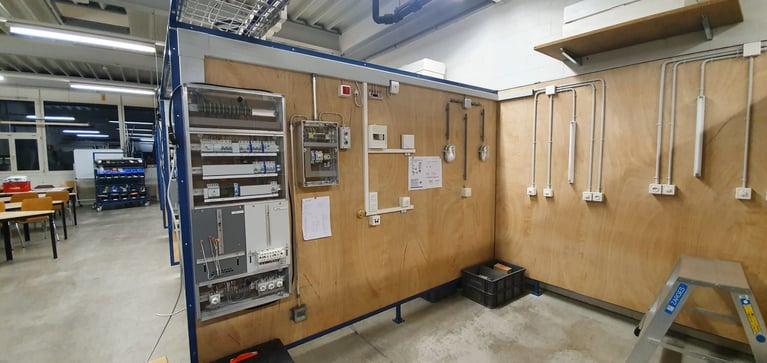 LAP Vorbereitung in den Räumlichkeiten der ETAVIS