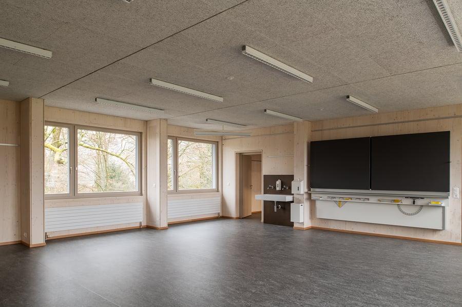 Copyright Juliet Haller Modulschulhaus Blumer-Lehmann AG und ETAVIS