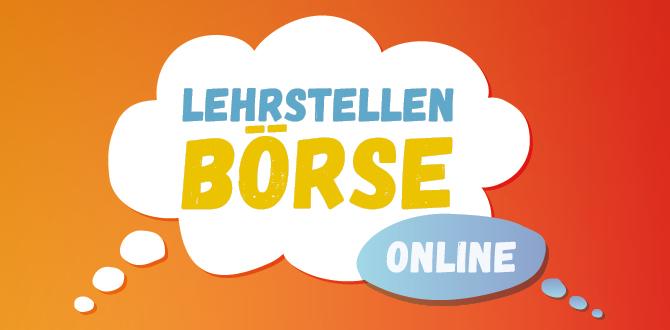 Online Lehrstellenbörse Basel ETAVIS