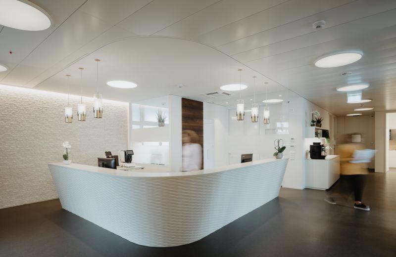 Projekt Augenzentrum in Muttenz