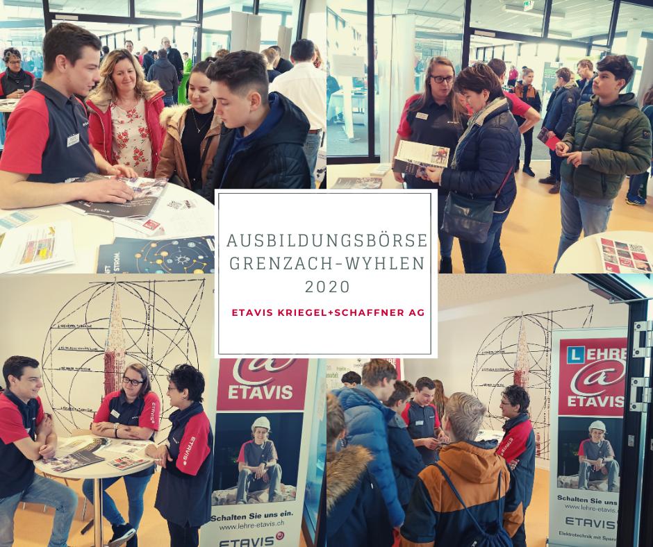 Bourse de formation Grenzach-Wyhlen 2020 : Rétrospective