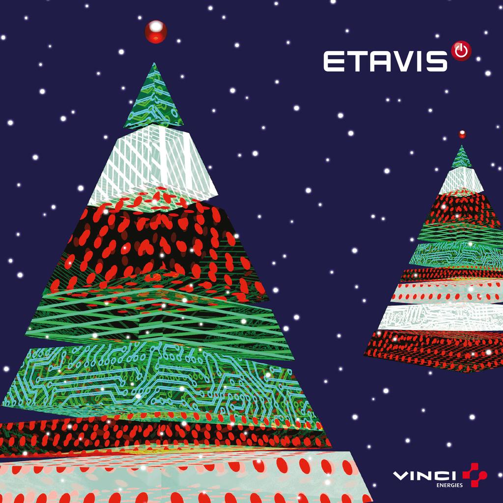 ETAVIS wünscht frohe Weihnachten!