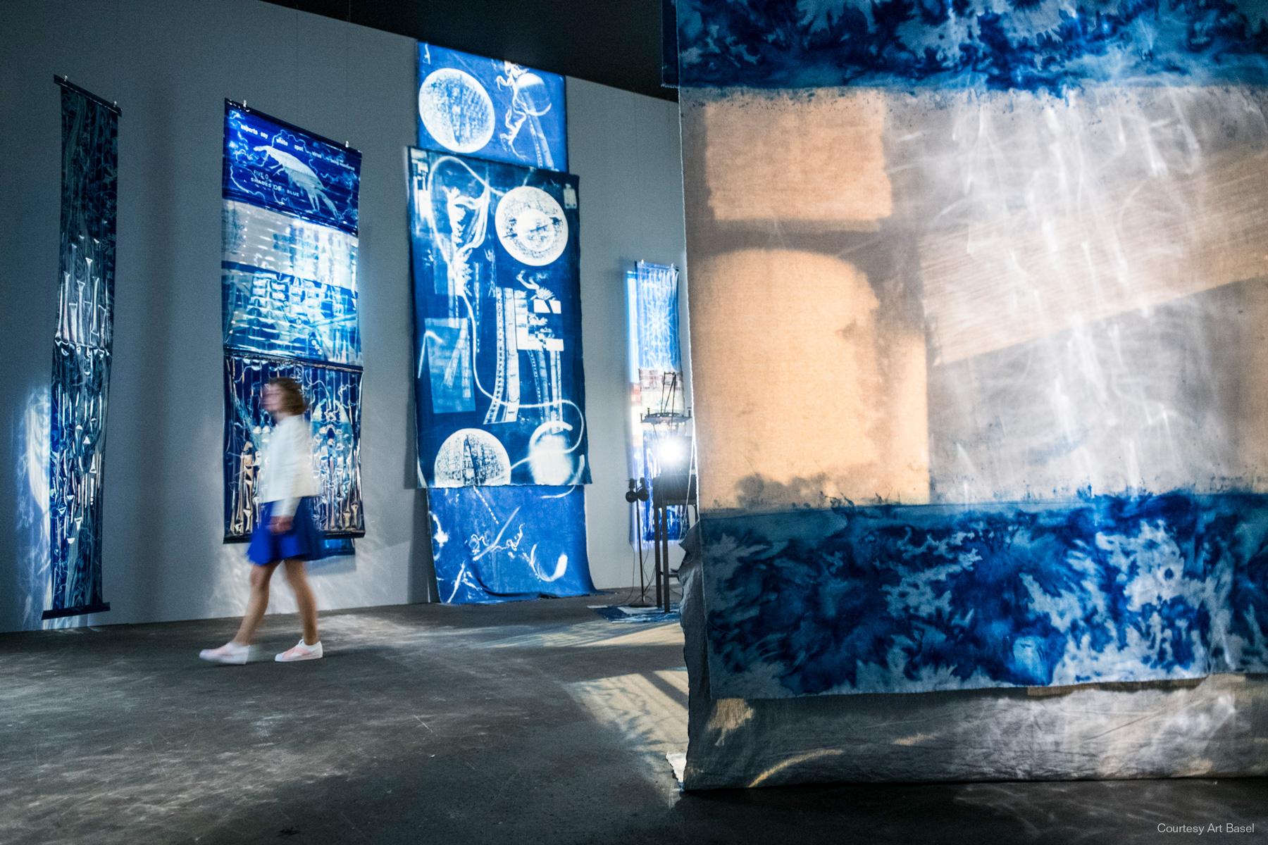 Notre art c'est la lumière - L'éclairage LED à l'Art Basel