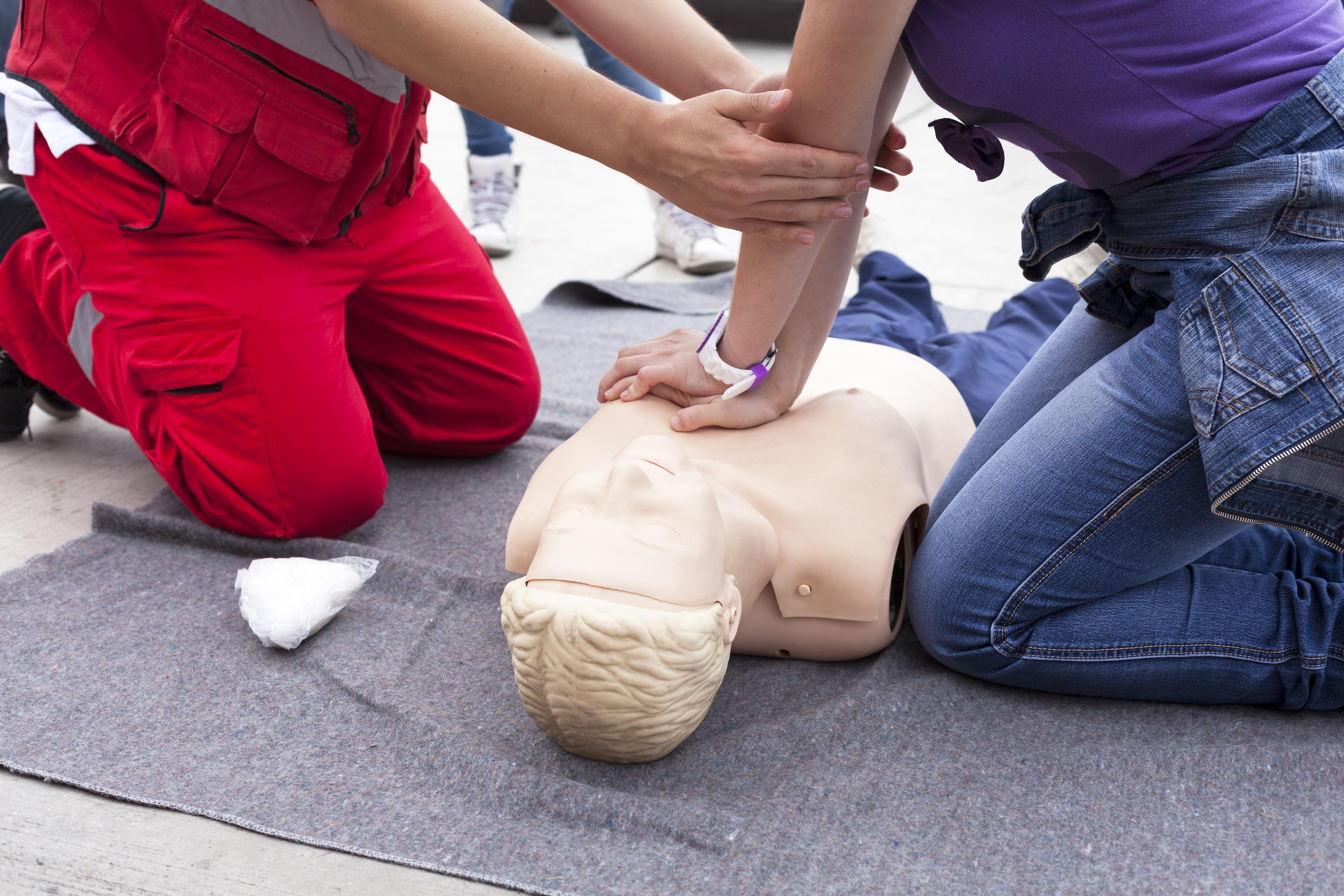 Erste Hilfe Kurs - Im Notfall zählt jede Sekunde