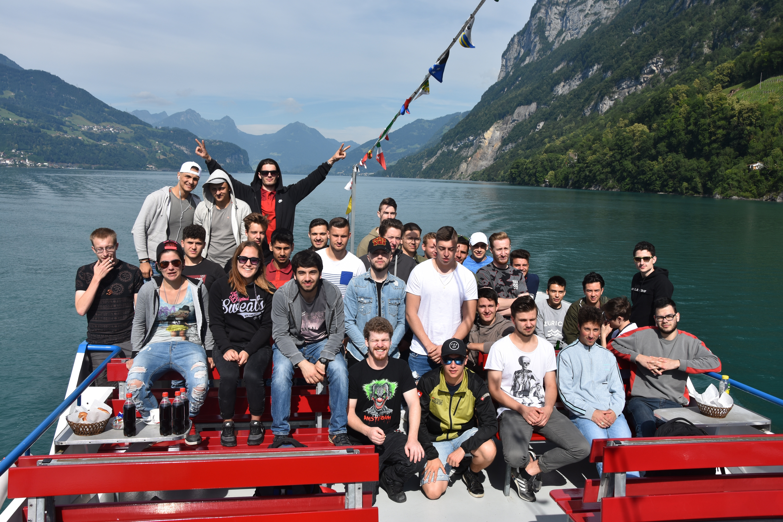 Ein krönender (Lehr-)Abschluss: unser Ausflug nach Hagerbach