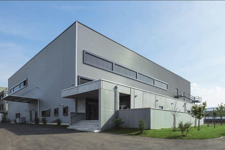 Neue Datacenter für die Bühler AG