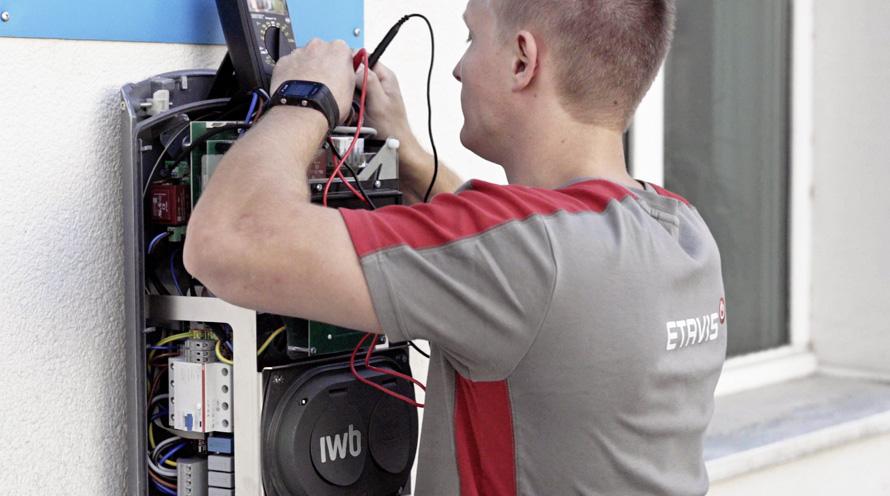 Ladelösungen für Elektrofahrzeuge: kompetenter Rundumservice