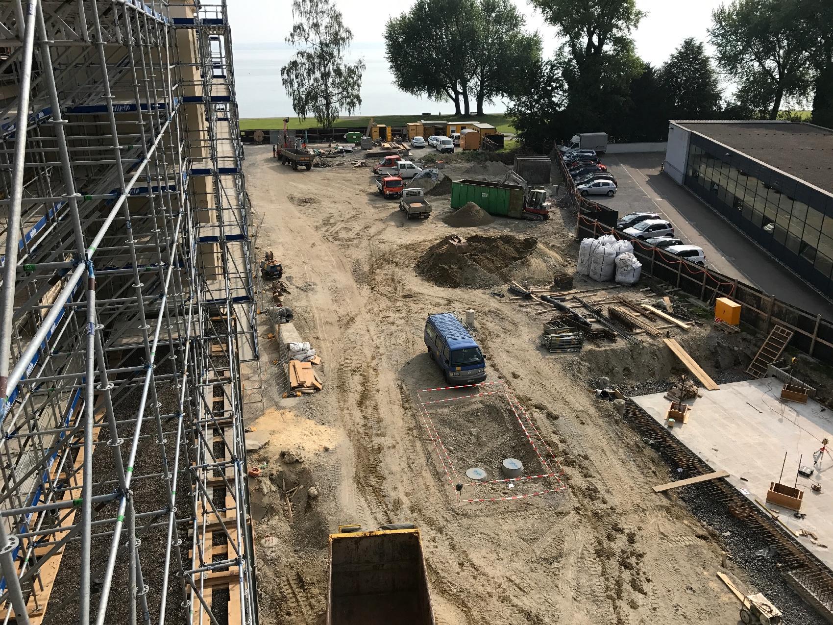 ZIK Arbon – Wiederbelebung der alten Industrieanlage
