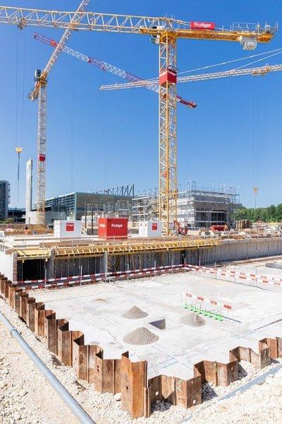 Uptown Basel: Kompetenzzentrum für Industrie 4.0 in Arlesheim