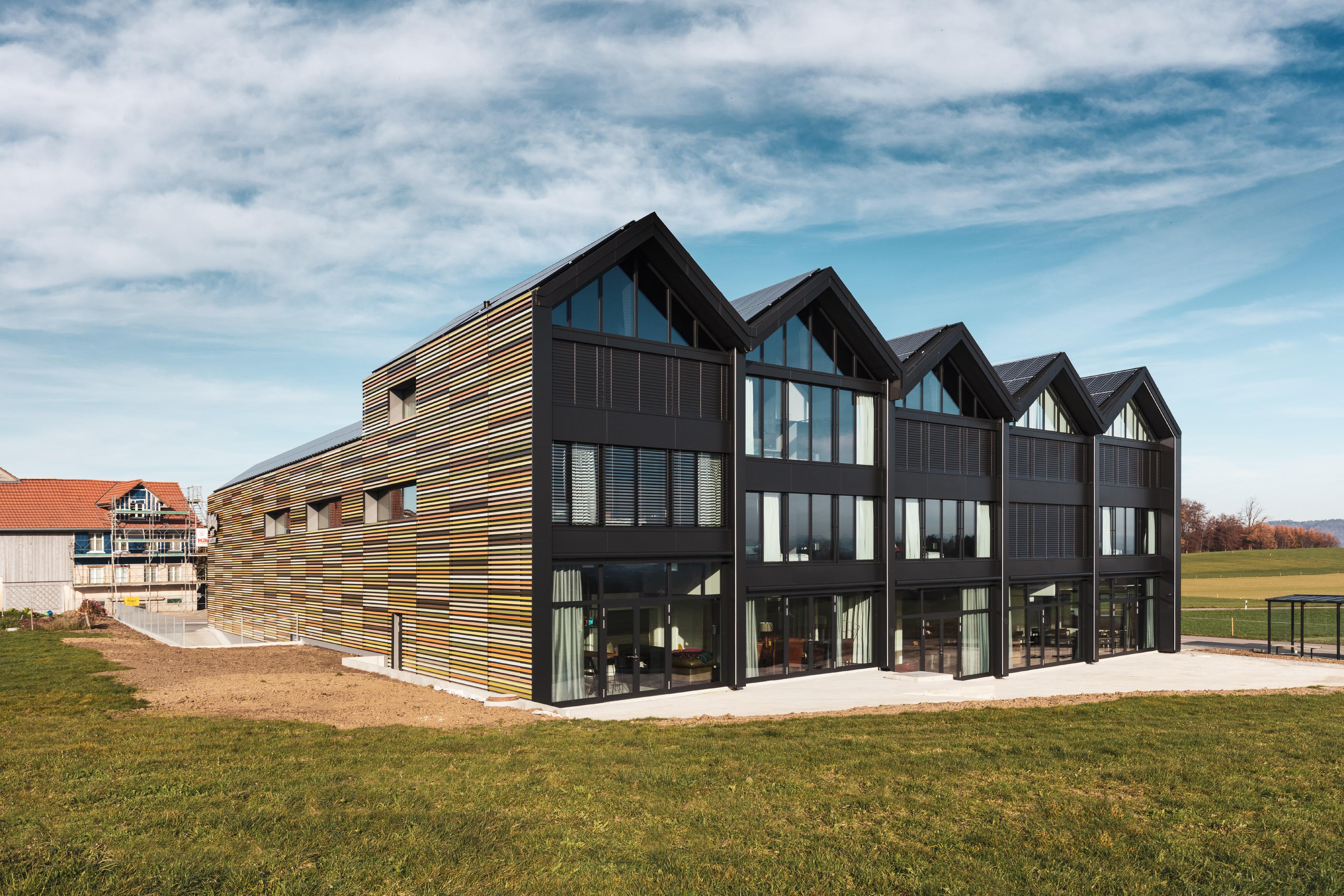 Neubau der Edeldestillerie Macardo: Luxuriöse Kombination aus Tradition, Moderne und Nachhaltigkeit
