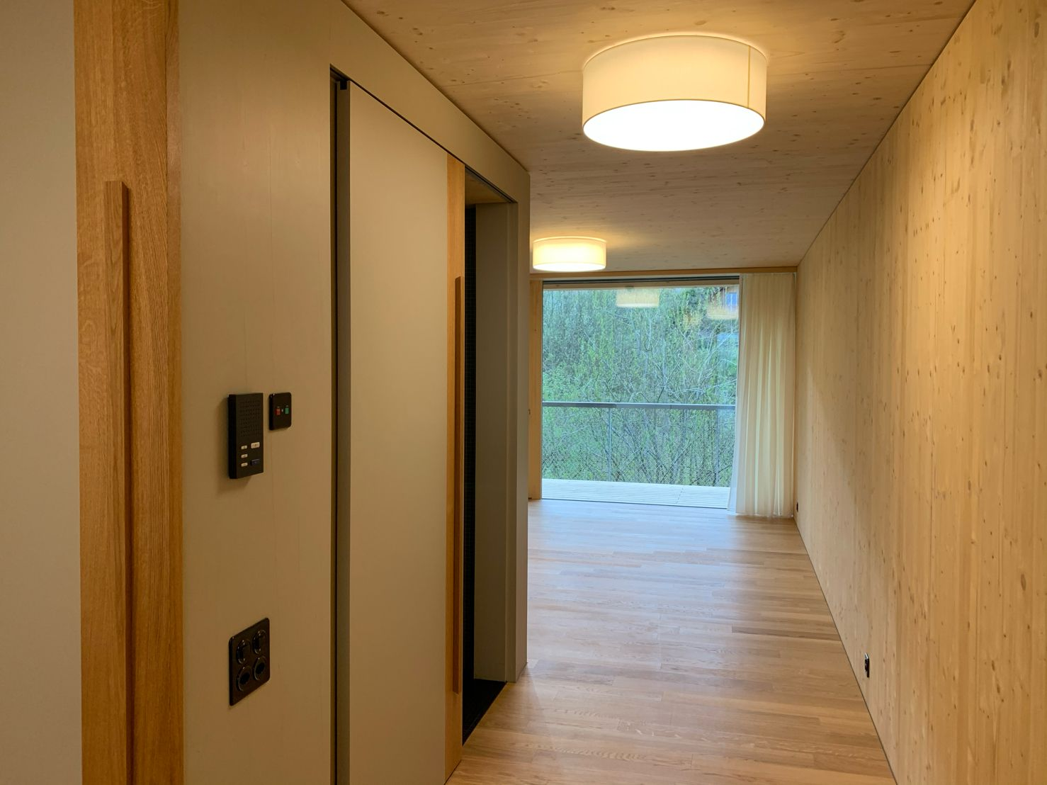 Gebäudetechnik ETAVIS Obesunne. Pflegenahes Wohnen