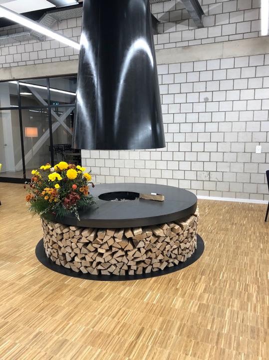 Das Raiffeisen Unternehmerzentrum in Burgdorf erstrahlt in neuem Glanz