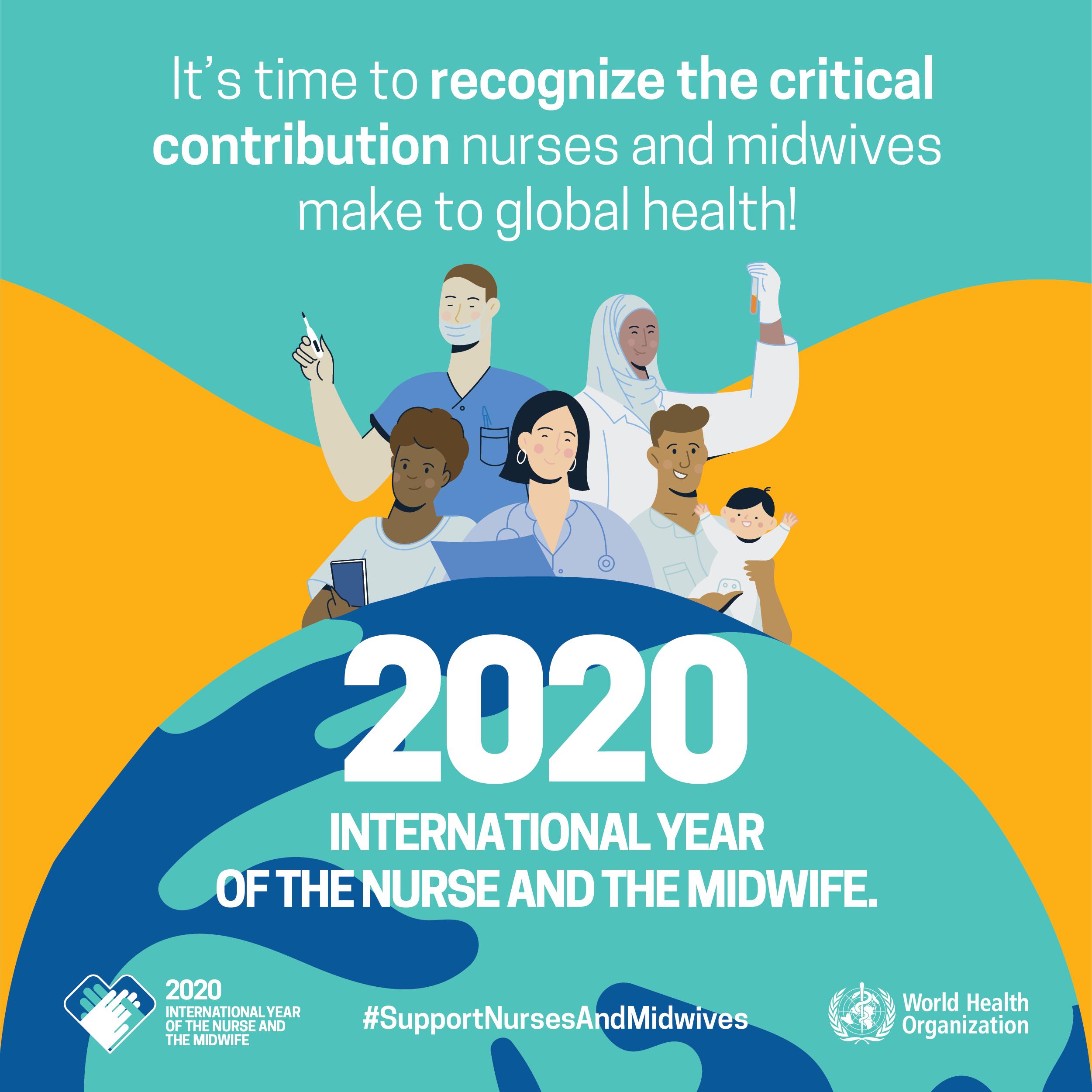 Der Weltgesundheitstag 2020